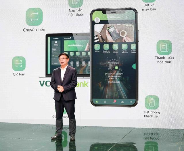 Vừa ra mắt, dịch vụ mới của Vietcombank đã nhanh chóng lấy lòng người dùng - 1