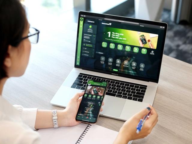 Vừa ra mắt, dịch vụ mới của Vietcombank đã nhanh chóng lấy lòng người dùng - 4