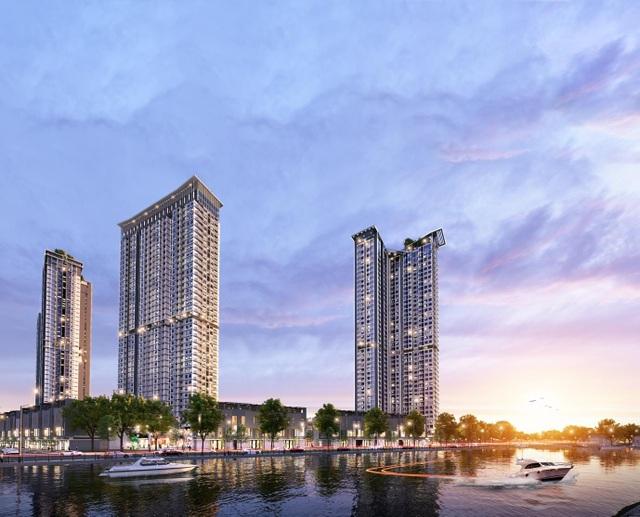 Ecopark triển khai phân khu nghỉ dưỡng đầu tiên trong lòng khu đô thị - 1