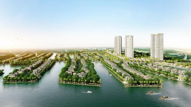Ecopark triển khai phân khu nghỉ dưỡng đầu tiên trong lòng khu đô thị - 2