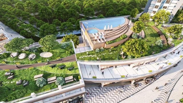 Ecopark triển khai phân khu nghỉ dưỡng đầu tiên trong lòng khu đô thị - 3