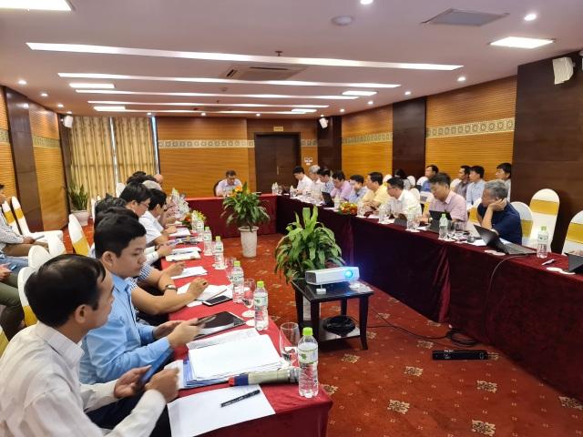 EVN làm việc tại tỉnh Nghệ An về đường dây 500kV đấu nối NMNĐ Nghi Sơn 2 - 1