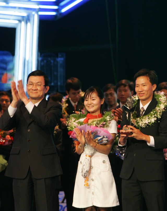 Giải thưởng Nhân tài Đất Việt: Tôn vinh tri thức thời đại và trí tuệ Việt - 5