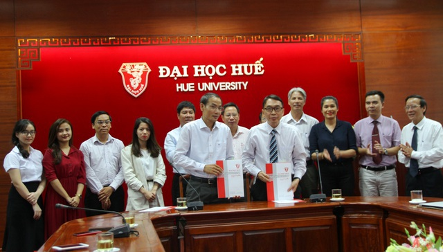 Nhiều cơ hội việc làm trong các lĩnh vực cho sinh viên Đại học Huế - 1