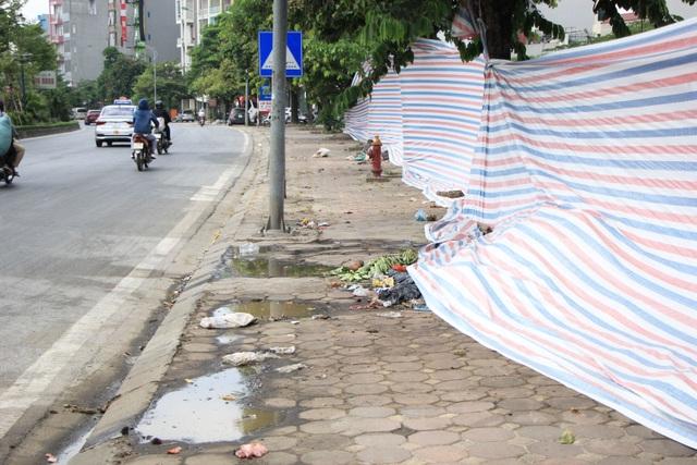 Bãi Nam Sơn bị phong tỏa, rác trong nội đô chất như núi - 7