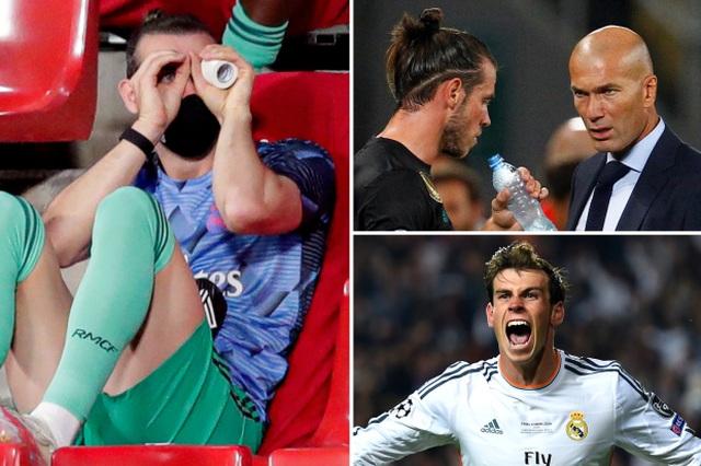 Gareth Bale: Từ người hùng tới trò hề của Real Madrid - 3