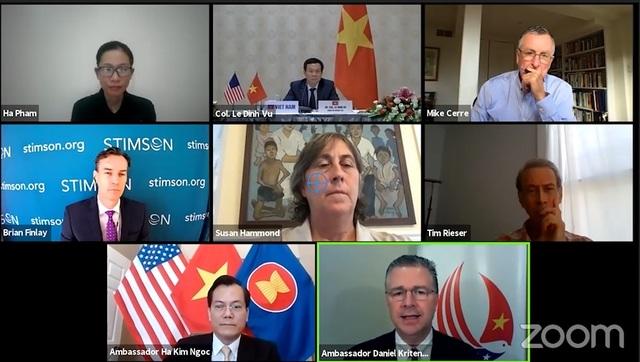 Thượng nghị sĩ Mỹ: Việt Nam trở thành đối tác gần gũi nhất của Mỹ ở Đông Á - 1