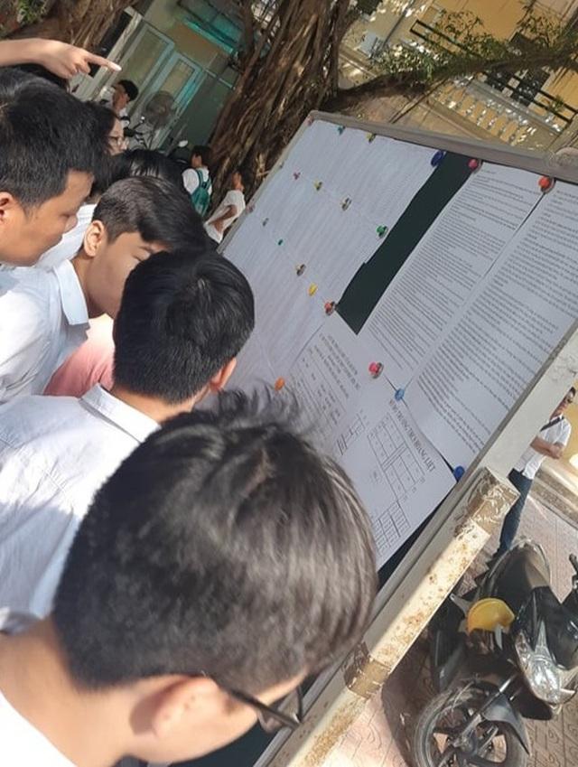 Gần 90.000 thí sinh Hà Nội dự thi lớp 10 THPT