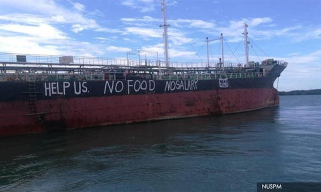 12 thuyền viên Việt mắc kẹt 4 tháng trên tàu biển ở Malaysia vì Covid-19 - 1