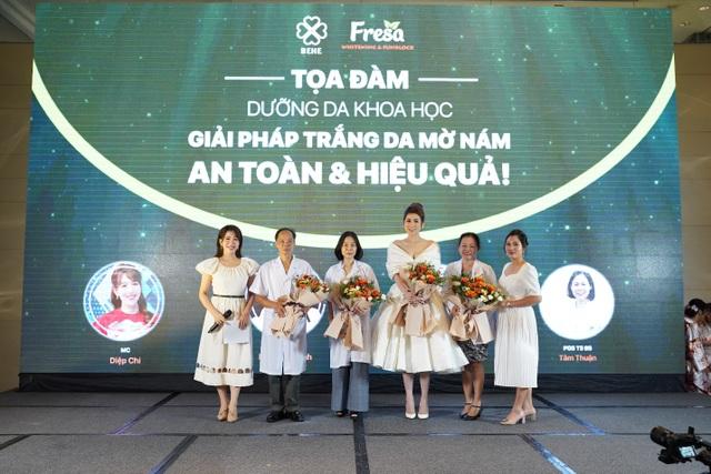 Hội thảo trắng da, mờ thâm nám - giải pháp làm đẹp cho phụ nữ Việt - 1