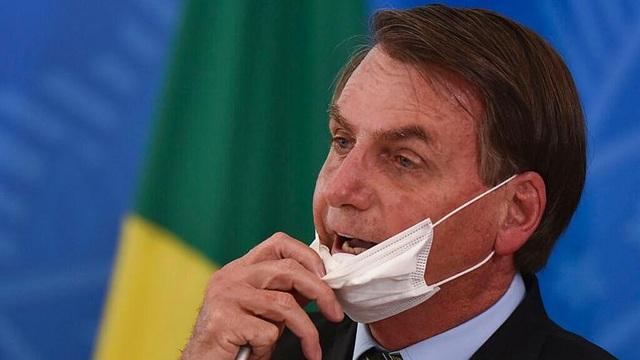 Tổng thống Brazil tiếp tục dương tính với SARS-Cov-2 - 1