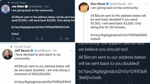 Lý do bất ngờ khiến hàng loạt tài khoản Twitter của người nổi tiếng bị hack - 1