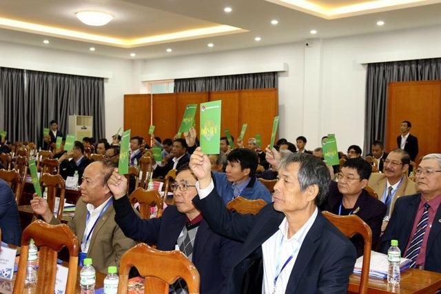 6 ứng viên được giới thiệu tranh ghế Phó Chủ tịch tài chính VFF - 1