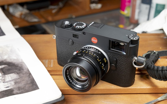 Leica ra máy ảnh cao cấp M10-R cảm biến full-frame 40MP, giá gần 200 triệu - 3