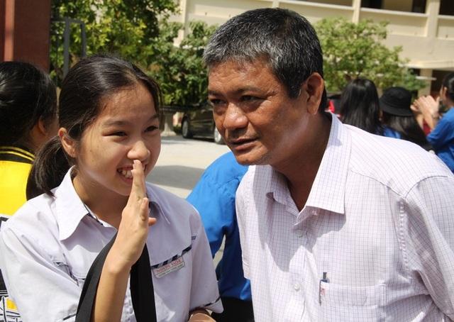 Thi lớp 10 tại Bình Định: Thí sinh khen đề Ngữ văn nhẹ nhàng - 2