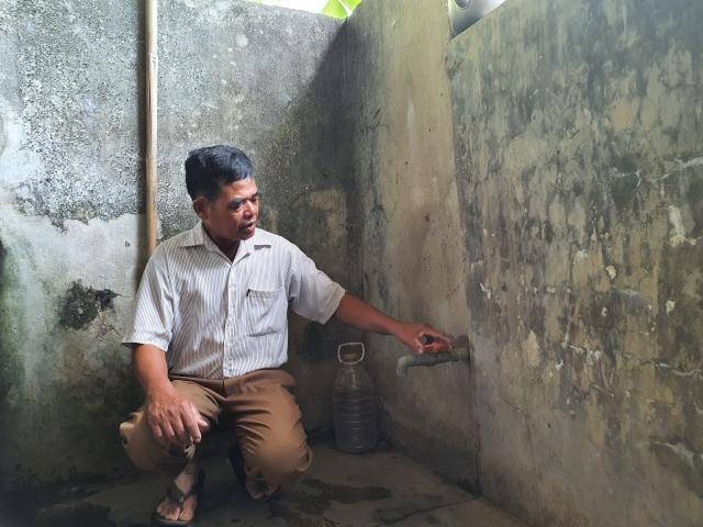 Trời không mưa, làng ốc đảo bức bách vì thiếu nước sạch - 6