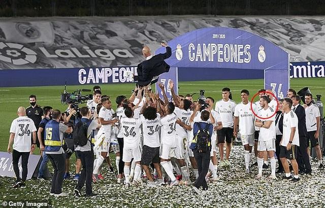 Vô địch La Liga, Real Madrid dẫn đầu danh sách CLB đắt giá nhất thế giới - 1