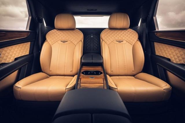 Bentley giới thiệu phiên bản 4 chỗ của Bentayga 2021 - 5