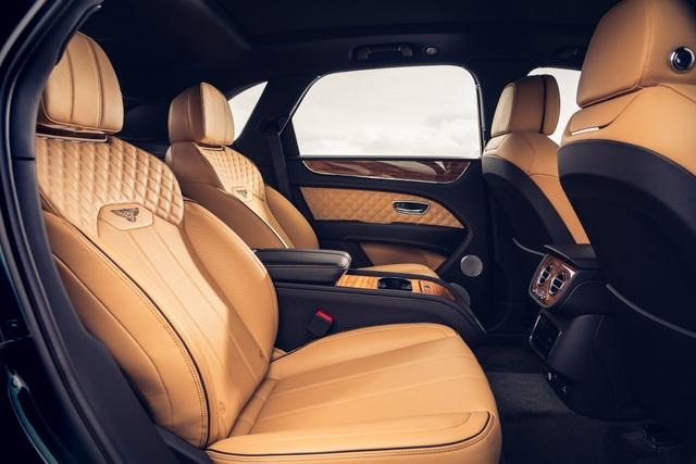 Bentley giới thiệu phiên bản 4 chỗ của Bentayga 2021 - 1