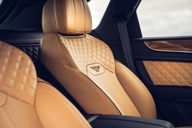 Bentley giới thiệu phiên bản 4 chỗ của Bentayga 2021 - 4