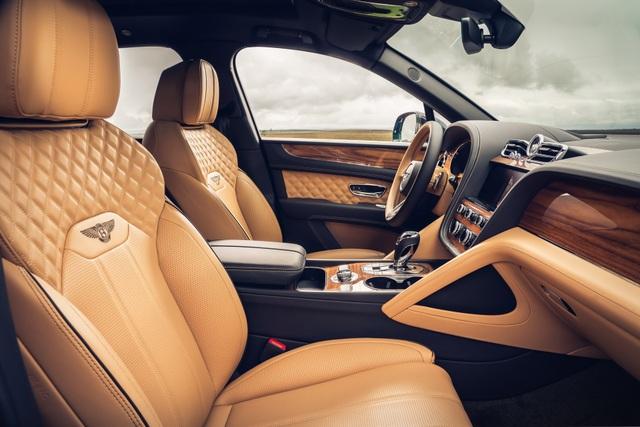 Bentley giới thiệu phiên bản 4 chỗ của Bentayga 2021 - 3