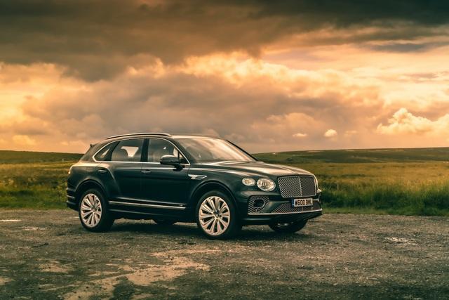 Bentley giới thiệu phiên bản 4 chỗ của Bentayga 2021 - 7