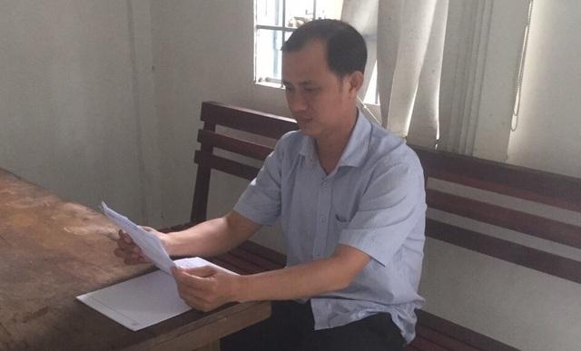 Bắt Phó giám đốc Văn phòng đăng ký đất đai - 1