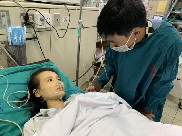 Thai phụ nguy kịch buộc phải mổ bắt con cầu cứu các nhà hảo tâm giúp đỡ - 6