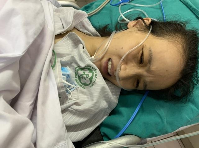 Thai phụ nguy kịch buộc phải mổ bắt con cầu cứu các nhà hảo tâm giúp đỡ - 5