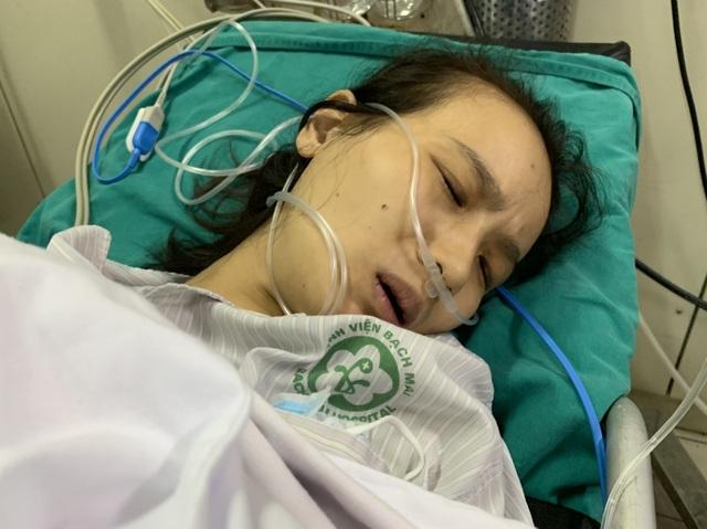 Thai phụ nguy kịch buộc phải mổ bắt con cầu cứu các nhà hảo tâm giúp đỡ - 1