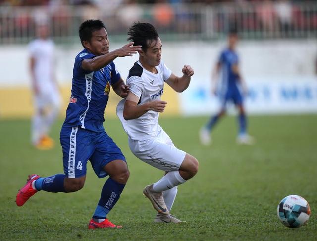 Các tiền đạo của thầy Park… sạch bóng ở bán kết cúp quốc gia - 2