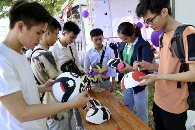 Học sinh, sinh viên Đà Nẵng giao lưu văn hoá Việt - Nhật - 4