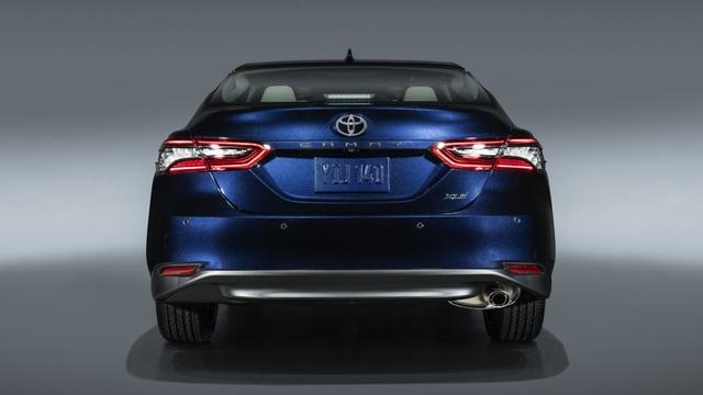 Toyota Camry 2021 có gì mới? - 7