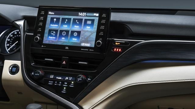 Toyota Camry 2021 có gì mới? - 9
