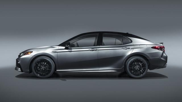 Toyota Camry 2021 có gì mới? - 15