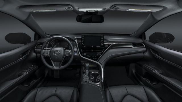 Toyota Camry 2021 có gì mới? - 16
