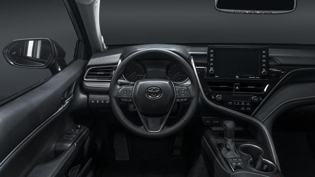 Toyota Camry 2021 có gì mới? - 17