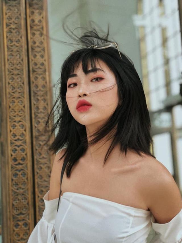 Nữ sinh Kiến trúc đam mê thời trang, sở hữu nét đẹp khó trộn lẫn - 8