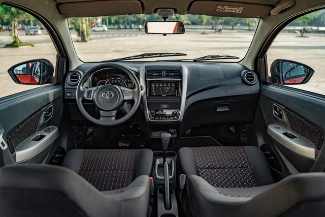 Toyota Wigo 2020 thêm trang bị, giảm giá để cạnh tranh Fadil, Grand i10 - 2