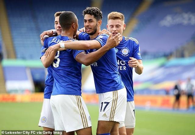 Leicester City 2-0 Sheffield United: Bầy cáo vẫn giữ vững vị trí top 4 - 3