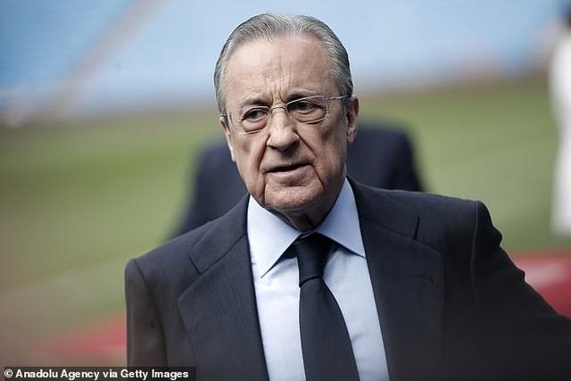 Chủ tịch Real Madrid: Chúng tôi không cần C.Ronaldo vẫn vô địch La Liga - 2