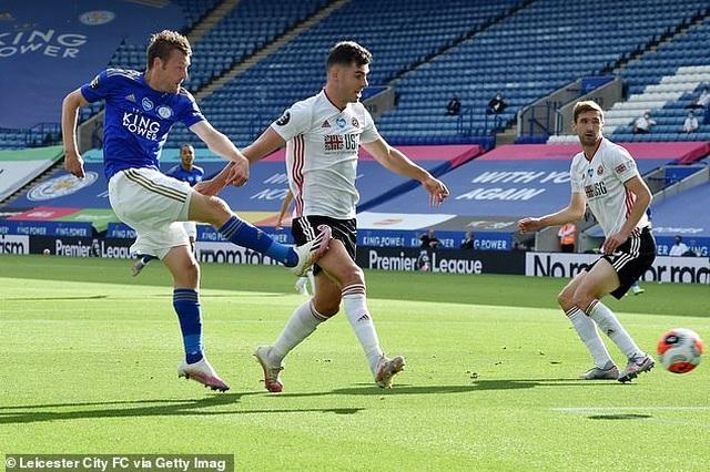 Leicester City 2-0 Sheffield United: Bầy cáo vẫn giữ vững vị trí top 4 - 2