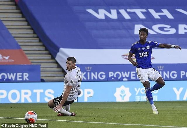 Leicester City 2-0 Sheffield United: Bầy cáo vẫn giữ vững vị trí top 4 - 4