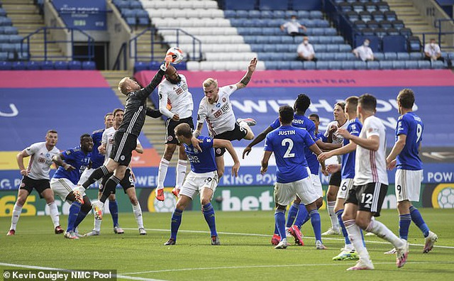 Leicester City 2-0 Sheffield United: Bầy cáo vẫn giữ vững vị trí top 4 - 1