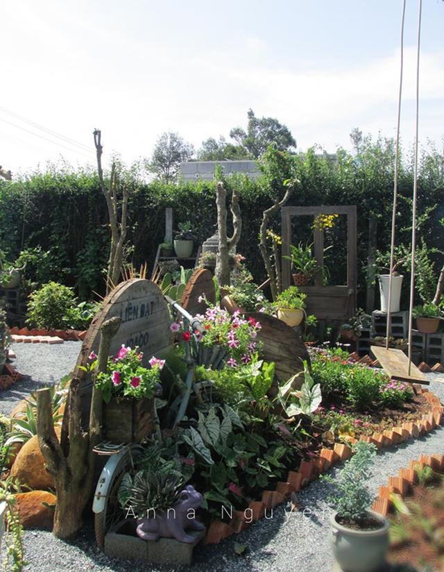 Vợ chồng trẻ rủ nhau bỏ phố về quê, làm vườn đẹp mê chỉ hết 1 triệu đồng - 6