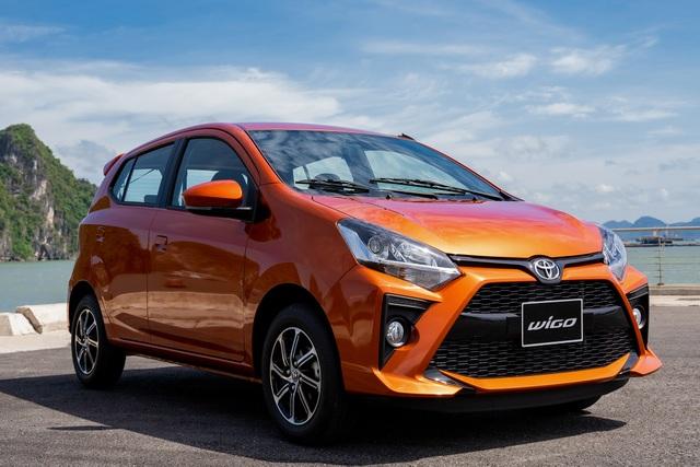 Toyota Wigo 2020 thêm trang bị, giảm giá để cạnh tranh Fadil, Grand i10 - 1