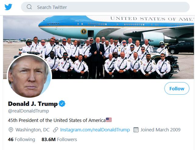 Tại sao tài khoản Twitter của tổng thống Trump không thể bị hack? - 1
