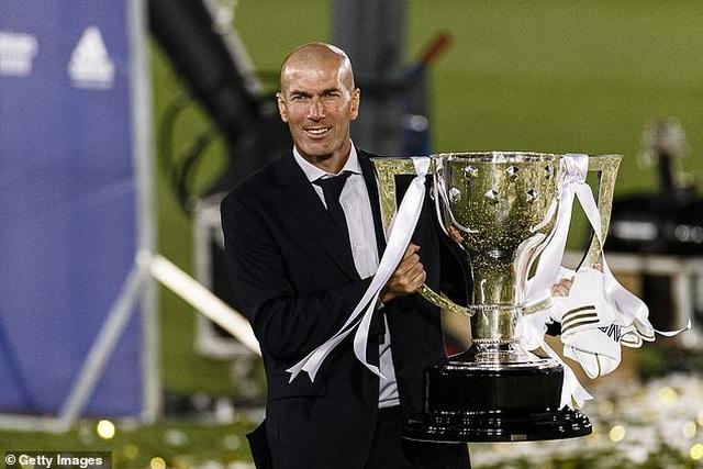 HLV Zidane: Vô địch La Liga khiến tôi hạnh phúc hơn là Champions League - 2