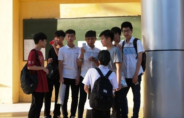 Thanh Hóa: Gần 36.000 thí sinh hoàn thành kỳ thi tuyển sinh vào lớp 10 THPT - 1