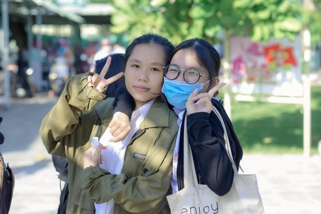 Thí sinh Đà Nẵng tự tin đạt điểm cao với bài thi Tiếng Anh vào lớp 10 - 2